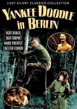 Yankee Doodle in Berlin (Silent)