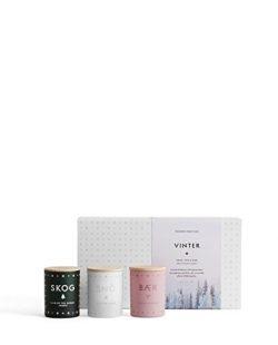 SKANDINAVISK VINTER Mini Candle Gift Set 3 x 1.94 Oz