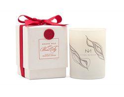 Niven Morgan North Pole Winter Fig Candle