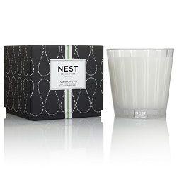 NEST Fragrances 3-Wick Candle- Tarragon & Ivy , 21.2 oz