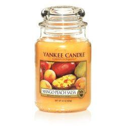 Yankee Candle Large Jar Candle, Mango Peach Salsa