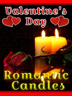 Valentine's Day Romantic Candles