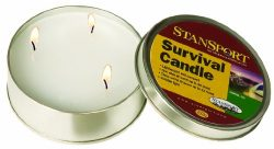 Stansport 36-Hour Survival Candle