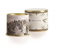 Holiday Large Tin: Woodfire