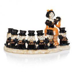 Bone White & Dwarfs Halloween Jar Candle Holder – Yankee Candle