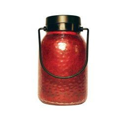 A Cheerful Giver Juicy Apple Simplicity Lantern Jar Candle, 16-Ounce