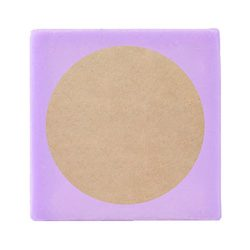 "Mr-Label 2"" Printable Natural Kraft Brown Circle Label – Round Dot Sticker – For Mas ..."