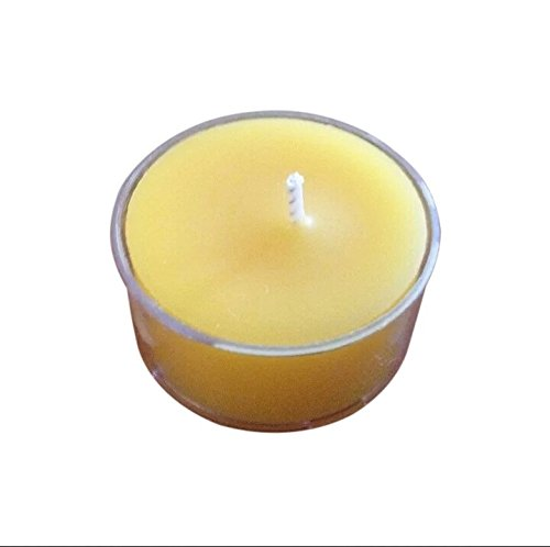 !!SALE!! 100% Pure Organic Beeswax Tealight Candles. Pack of 60
