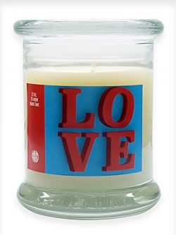 LOVE – Valentine's Day Red Hot Cinnamon Scented Candle Soy Wax Candle – S& ...