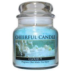 A Cheerful Giver CS86 Cloud 9 Jar Candles, 16 oz