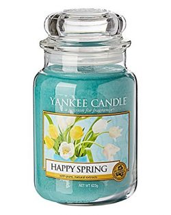Yankee Candle Happy Spring Large Jar Candle