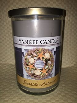Seaside Autumn Yankee Candle Large 22-oz Jar – Fall scent