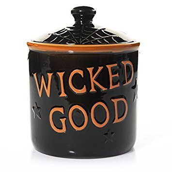 Yankee Candle 2016 Boney Bunch Wicked Good Jar Holder Cookie Jar