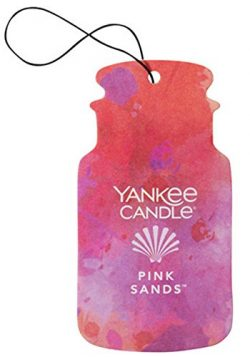 Car Jar Frangrance – Yankee Candle – Summer & Spring (Pink Sands)