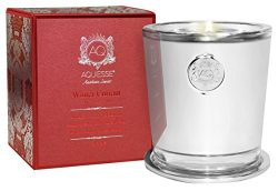 Aquiesse Winter Currant Large Candle in Gift Box, Chrome