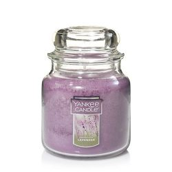 Yankee Candle Medium Jar Candle, Lavender