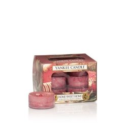 Yankee Candle Home Sweet Home Tea Light Candles, Food & Spice Scent