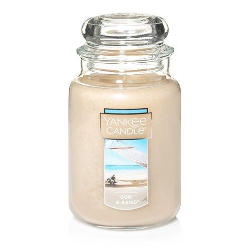 Yankee Candle Large Jar Candle, Sun & Sand