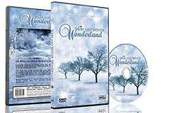 Christmas DVD – Falling Snow & Winter Wonderland with Beautiful Winter Scenery and Sno ...