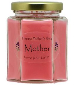 """Mother"" Mothers Day Candle – Fresh Cut Roses Scented Mothers Day Gift Candle  ..."