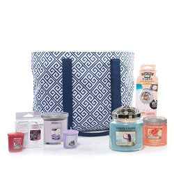 Yankee Candle Mother's Day 9-Piece Fragrance Filled Tote
