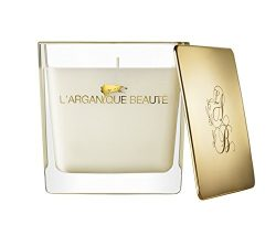 L'arganique Beauté Luxury Scented Candle, Perfumed Fragrance Spa Candle – 100% Soy Wax, Le ...