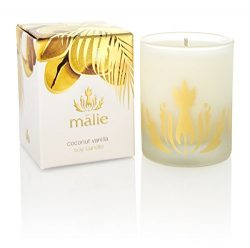 Malie Soy Candle – Coconut Vanilla