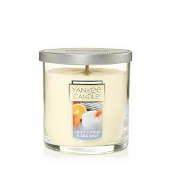 Yankee Candle Small Tumbler Candle, Juicy Citrus & Sea Salt