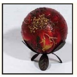 Habersham Candle Sphere, Cranberry Spice