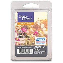 Better Homes and Gardens Warm Spring Sunshine Wax Cubes – 2017 Limited Edition