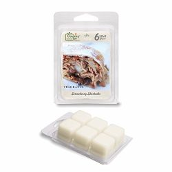 Country Jar STRUDEL AND SPICE Wax Melts (2.75 oz./6-Cube Pack) HOT IN JULY SALE IS BACK! ADD ANY ...