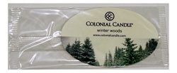 Colonial Candle Fragrance Card – Winter Woods