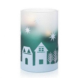 Yankee Candle Winter Village Double Cylinder