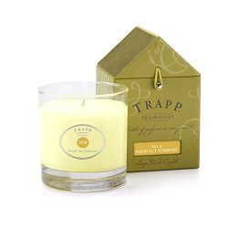 Trapp Signature Home Collection No. 8 Fresh Cut Tuberose Poured Scented Candle, 7-Ounce