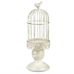 Metal Birdcage Candle Holder Vintage Candlestick Decoration Candle Stick Holder for Wedding Cent ...