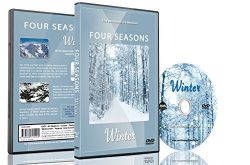 Nature DVD – 4 Seasons Winter – Scenic Winter Landscapes Scenery of Snow and Frozen  ...