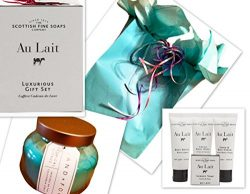 Gift Bag Bundle–Beauty, Bath and Candle Spa Set –Mother's Day, Easter, Hostess ...