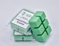 Leprechaun Kisses Scented Wax Melt