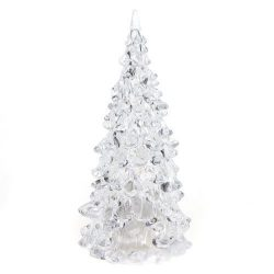 Color Changing Icy Crystal LED Christmas Tree Decoration Night Light Lamp by LedChoice