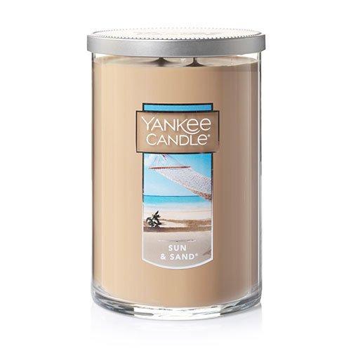 Yankee Candle Large 2-Wick Tumbler Candle, Sun & Sand