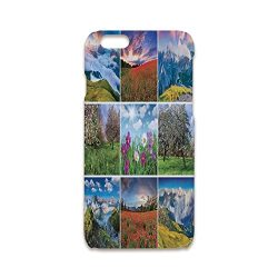 iPhone 5/5s Shock Absorber Bumper Cover,Spa,Aromatherapy Purple Lilac Orchid Wellness Spa Fragra ...