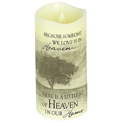 "Carson, Everlasting Glow With Premier Flicker ""Heaven"" Candle"