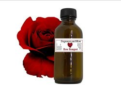 Rose Bouquet Fragrance Oil -2 oz Scented Oil for Soap & Candle Making – Bath Bombs- Bo ...