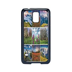 Cell Phone Case Compatible Samsung Galaxy S5,Spa – Hard Plastic Phone Case – Aromath ...