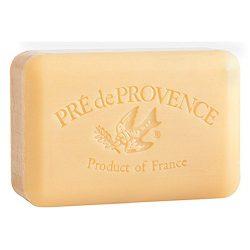 Pre de Provence Sandalwood Shea Butter Enriched Soap, 250 Gram