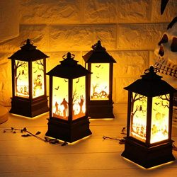 Halloween Candle LED Light, Elevin(TM) Halloween Candle LED Tea Light Candles Halloween Party De ...