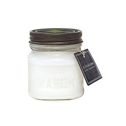 Scentations Scented Candle – Traditions in Vintage Style Mason Jar, 8 oz