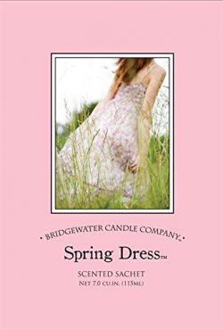 Bridgewater Candle Scented Sachet Spring Dress