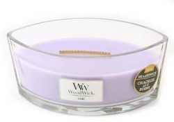 LILAC – HearthWick Flame Scented Candle by WoodWick