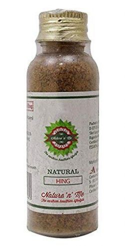 Nature 'n' Me Organic Asafoetida Powder 1.4 Ounce 1 PC